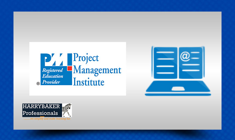 Project management professional pmp training