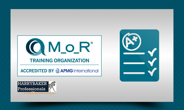 Management of Risk MoR Foundation E-Learning and online exam