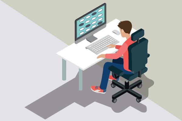 online training-online exam