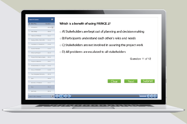 online training-exam-practice questions