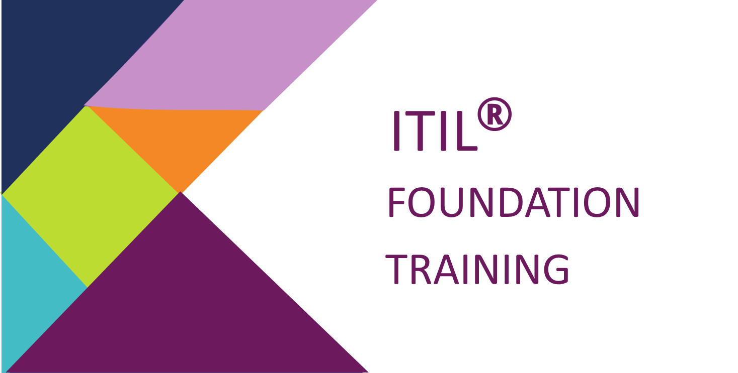 Itil Foundation Training Online Itil Foundation Training